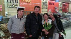Es ist einfach nur schön, dass es im Lebensmittelhandel in Klagenfurt soviele engagierte Frauen und Männer gibt, die für uns Kunden da sind.