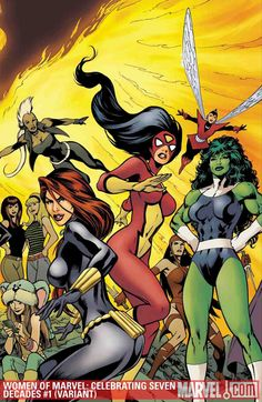 Marvel Universe #2 by Alan Davis