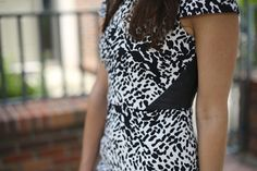 Pop of Leather | Dallas Wardrobe