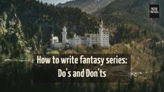 Need help for your next fantasy book? Check out this article on how to write fantasy series Writing advice and tips from Now Novel Fantasy Words, Writing Fantasy, Fantasy Fiction, Fantasy Story, Fantasy Series, Book Writing Tips, Writing Words, Fiction Writing, Writing Prompts