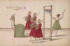 Grand Ballet de la douairière de Billebahaut 1626: Musique de l'Amérique - Daniel Rabel
