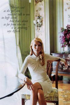 Gwyneth Paltrow in Harper's Bazaar | More here: http://mylusciouslife.com/celebrity-style-gwyneth-paltrow/