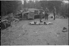 utterly obliterated by Finnish troops Night Shadow, T 34, Ww2 Photos, History Online, Fight For Us, Troops, Finland, World War, Wwii