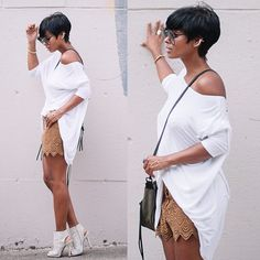 "2,071 Likes, 49 Comments - Kyrzayda Rodriguez ~ (@kyrzayda_) on Instagram: ""Currently on blog must have trend ~ Suede wearing at #saylorny on blog shop @revolveclothing …"""