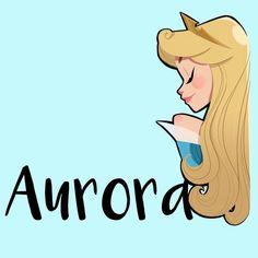 Princesas Disney By. Disney Pixar, Walt Disney, Disney Animation, Disney Fan Art, Cute Disney, Disney Girls, Disney And Dreamworks, Disney Magic, Disney Characters