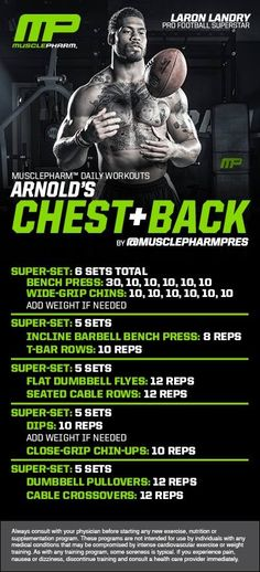 Chest and back workout - Tap the link to shop on our official online store! You can also join our affiliate and/or rewards programs for FREE!