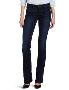 Joes Jeans Womens Marty Curvy Bootcut Jean