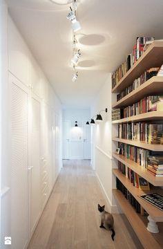 Apartament skandynawski  - Hol / Przedpokój - Styl Skandynawski - Soma Architekci