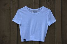 highstandardclothing.com - Basic White Crop Top Tee, $20.00 (http://www.highstandardclothing.com/basic-white-crop-top-tee/)