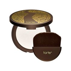 Tarte Smooth Operator Amazonian Clay Pressed Finishing Powder >>> Continue to the product at the image link.