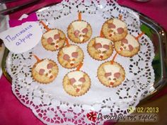 Girl Party Foods, Bug Snacks, Kid Friendly Meals, Desert Recipes, Creative Food, Cake Recipes, Buffet, Deserts, Appetizers