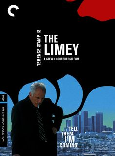 """Fake Criterion cover for """"The Limey"""""""
