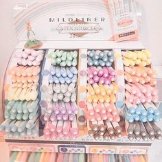 A Lot Mall - Our cute stationery support your needs on study and work Stationary School, Cute Stationary, Bullet Journal Lettering Ideas, Bullet Journal Writing, Stationary Organization, Room Organization, Cool School Supplies, Study Room Decor, Pencil Cases