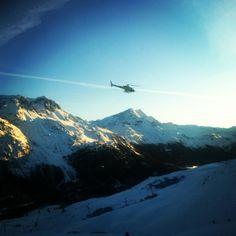 St. Moritz in Graubünden