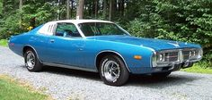 1973 Dodge Charger | 1973 Dodge Charger S.E. photo frontleft.jpg