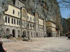 Ostrog Monastery Montenegro
