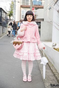 Sweet Lolita Outfit