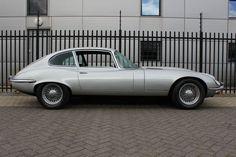 Jaguar E-type Coupe 2+2 V12 - 1974