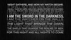 THE oath !