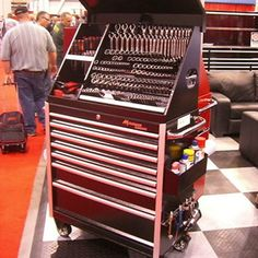 Swivel Storage Solutions Tool Box Review - Cool Automotive Tools - Popular Mechanics