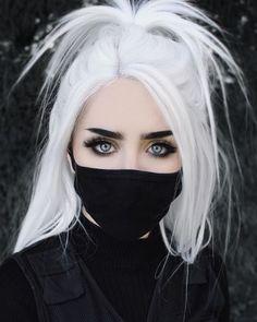 Hot Goth Girls, Gothic Girls, Punk Girls, Gothic Lolita, Victorian Gothic, Punk Tumblr, Girl Pictures, Girl Photos, Estilo Dark