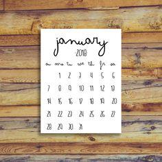 2018-Calendar-January-Printable-Templates