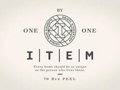 ITEM |Branding | lg2boutique on Behance