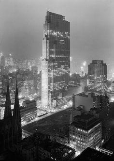 Rockefeller Center, December 1933 - 30 Rockefeller Center - Wikipedia, the free encyclopedia
