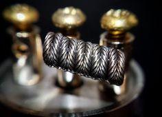 Zipper Coil - намотка спирали атомайзера в форме молнии