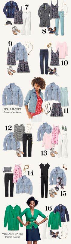 cabi Clothing   30 Spring Outfit Ideas