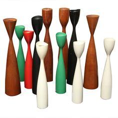 Danish candlesticks