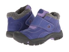 Keen Kids Kootenay (Little Kid/Big Kid) Orient Blue/Bougainvillea - Zappos.com Free Shipping BOTH Ways