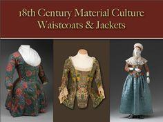 Female Dress - Waistcoats & Jackets