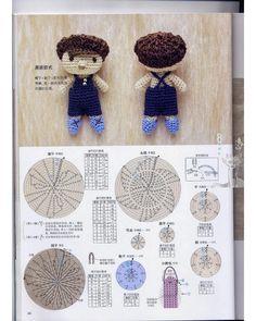 ISSUU - Crochet lace 2000 de MinjaB