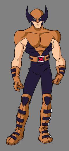 Wolverine (X-Men: Evolution TV show costume)