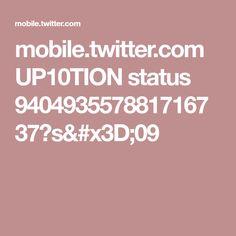 mobile.twitter.com UP10TION status 940493557881716737?s=09