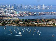 La Bahía de Panamá, Panamá