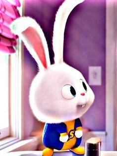 Pink Wallpaper Anime, Rabbit Wallpaper, Cute Disney Wallpaper, Cute Cartoon Wallpapers, Cute Baby Bunnies, Cute Baby Animals, Snowball Rabbit, Cute Bunny Cartoon, Girl Cartoon Characters