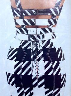 1991 - Azzedine Alaia dress