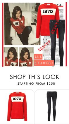 """""""ELEANOR CALDER INSPIRED OUTFIT <3"""" by costina-raftu ❤ liked on Polyvore featuring Bella Freud, Acne Studios and Topshop"""