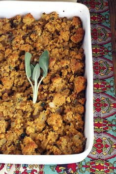 Caramelized Onion & Cornbread Stuffing