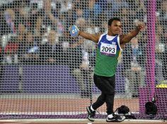 Jonathan dos Santos - medalha de bronze -  Foto: AFP