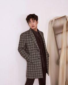 Kang Ha Neul for Vostro FW 2017 Bonus: Sources: naver , ( 1 & 2 )강하늘 Korean Celebrities, Korean Actors, Celebs, Kang Haneul, My Beau, Seo In Guk, Joo Hyuk, Dream Boy, Jong Suk