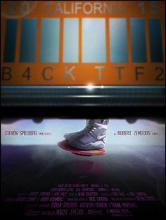 Powrót do przyszłości - oficjalne i niezależne plakaty filmowe