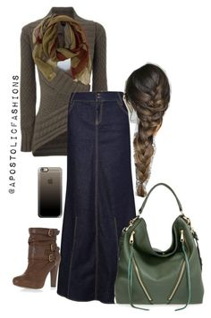 Apostolic Fashions #774 by apostolicfashions on Polyvore featuring polyvore, fashion, style, MANGO, Dorothy Perkins, Rebecca Minkoff and Casetify
