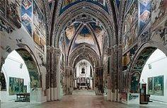 Basilica of Santa Caterina and its Frescos