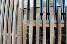 raam achter houten gevel - Google Search
