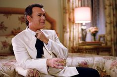 Pin for Later: 19 Sexy Movie Politicians Who Would Win Our Votes Tom Hanks, Charlie Wilson's War Hanks may not be your typical heartthrob, but you can't deny his charm as ladies' man Congressman Charlie Wilson in Charlie Wilson's War.