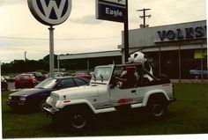 We just took Volkswagen....