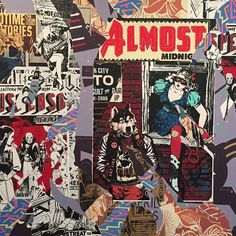 More @faileart goodness from the @brooklynmuseum #faile #brooklynmuseum #fineart #contemporaryart #streetart #graffiti by blackbookgallery